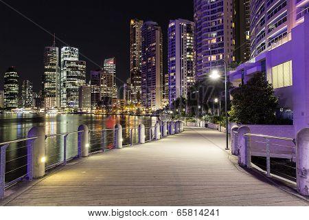 Brisbane Australia Cityscape