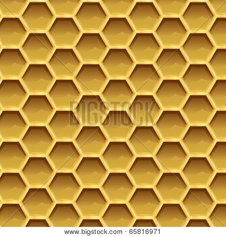 Create Honeycomb Background Texture