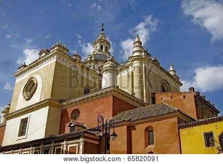 Iglesia del Salvador in Sevilla