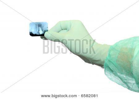 Dentist X-ray