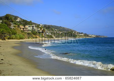Aliso Beach, Laguna Beach, California, USA