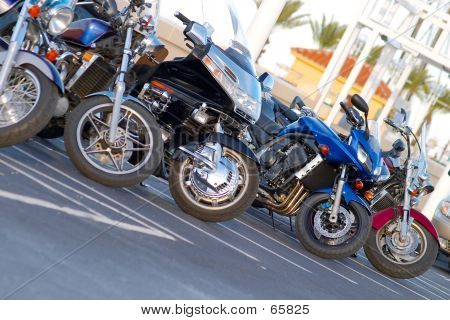 Motorcycle Lineup