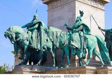 Budapest Millenium Memorial