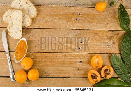 Loquats And Marmalade