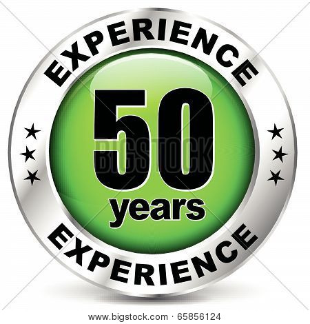 Fifty Years Experience