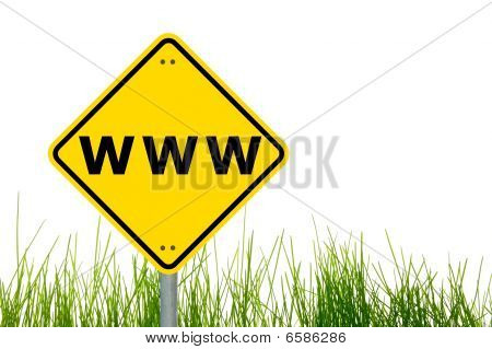 Www Or Internet Concept