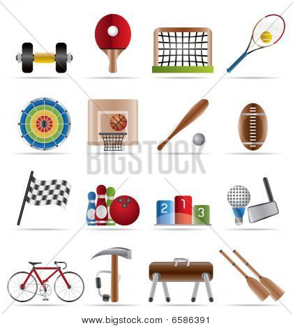 Sports gear and tools