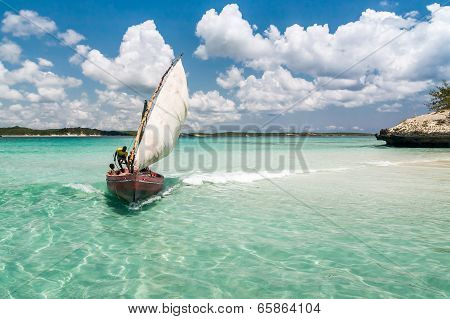 Traditional Fishing Boat