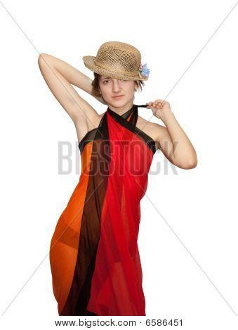 Girl Strings A Pareo