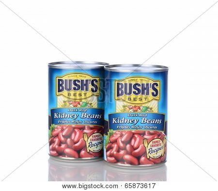 Bushs Dark Red Kidney Beans