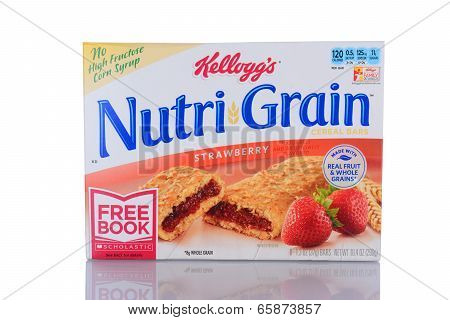Nutri-grain Cereal Bars