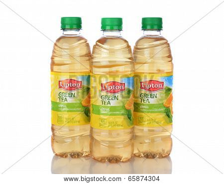 Lipton Green Tea With Citrus