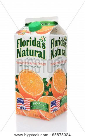 Floridas Natural Orange Jucie