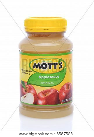 Motts Apple Sauce
