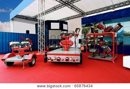 Fire Equipment
