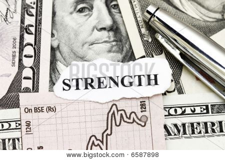 Strength Of Business Profit