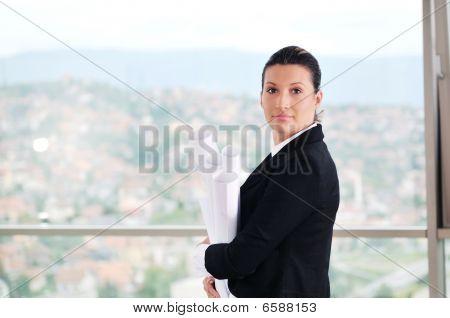 Architect Woman