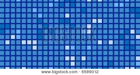 Tile,blue mosaic