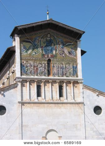 The dome of Lucca