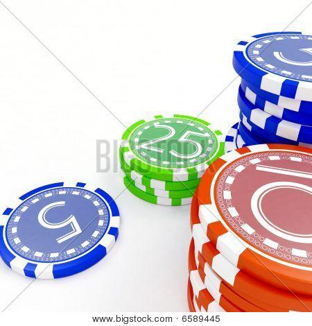 Gambling clips