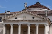 picture of vicenza  - Villa Almerico - JPG