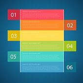 picture of step-up  - Modern business design template - JPG
