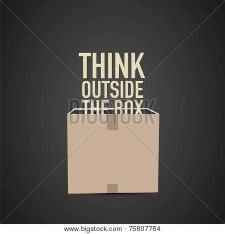 creative thinking box