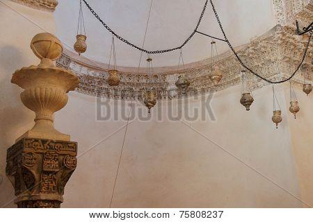 Chapel Of Deyrulzafaran Monastery