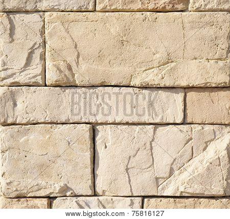 Cladding Tiles Imitating Stones
