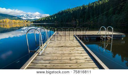 Pemberton lake
