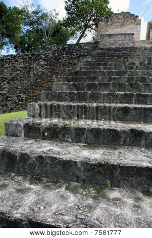 Pyramid Stairs