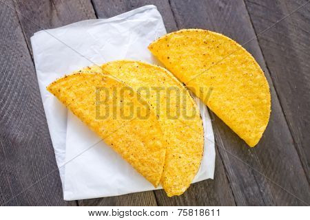 tortilla shells