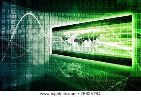 Information Security and Worldwide Data Protection on White