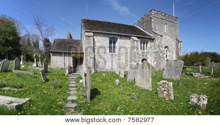 Church England Medieval Parish Bramber