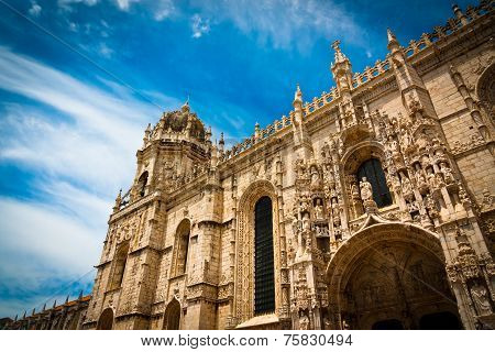 Jeronimos Monastery South Portal