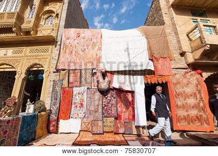 Tapestry Stall