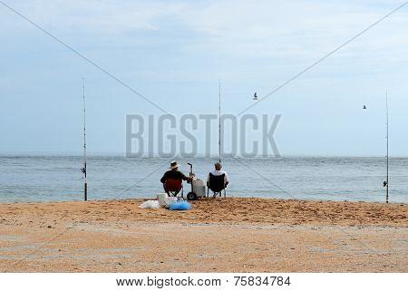 Surf Fishermen