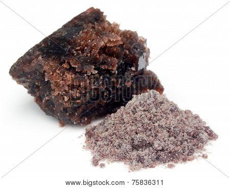 Kala Namak Or Black Salt