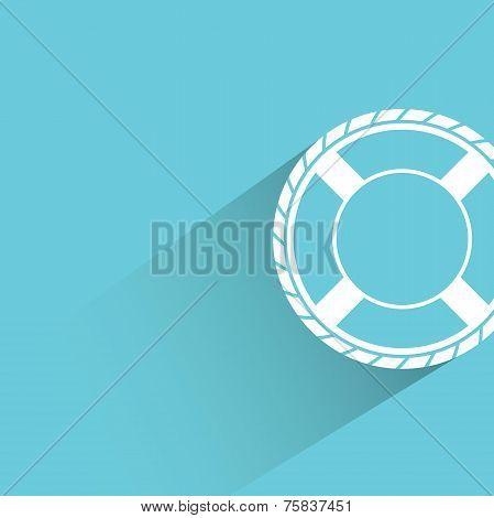 marine steering wheel