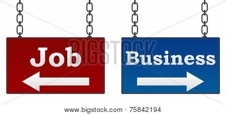 Job Business Signboards