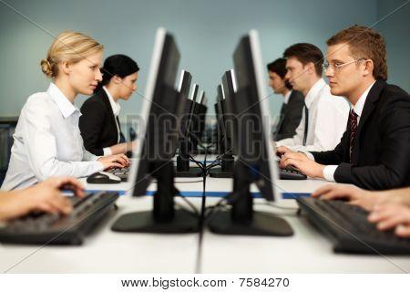 Clase de computación