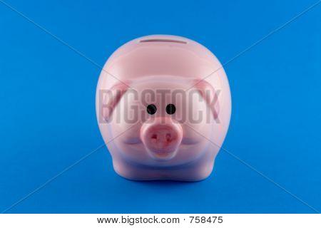 Piggy Bank vorne auf