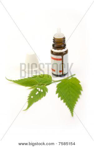 Glóbulo de Homeopatía