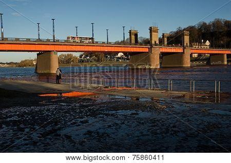 Aleksoto Bridge