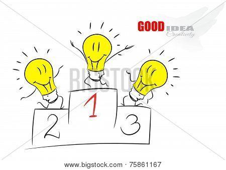 Podium - good or bad idea