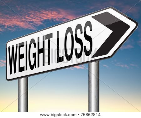 weight loss sign lose extra pounds by sport or dieting losing kilos