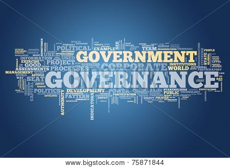 Word Cloud Governance