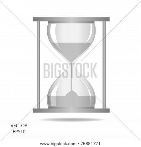 Sand Clock Sign