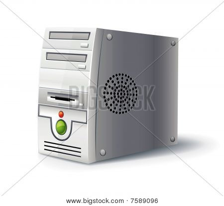 case of pc computer block