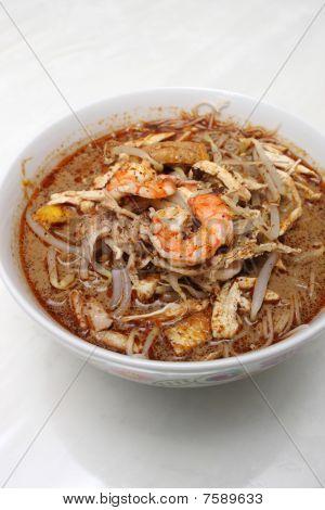 Sarawak Laksa (sarawak Chinese Noodles)